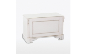 Compact Blanket Chest
