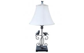 Table lamp Heidi, h78cm