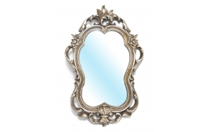 Mirror Xeni, antique gold