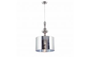 CEILING LAMP QUO,   1 x E27 60W, METAL+PVC