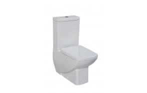 WC kompakt , valge, THOR, ilma istmeta (TH360+TH410+IT5030)