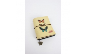 BUTTERFLY NOTEBOOK SMALL