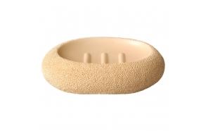 soap dish GLAMOUR,beige