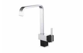 Kitchen mixer with stone color finish S2033-601