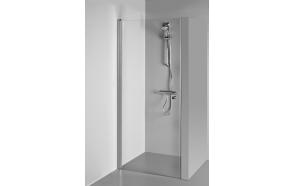 Shower door GRETA , clear glass