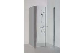 Shower door  GERDA , clear glass