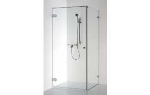Shower enclosure NORA , clear glass