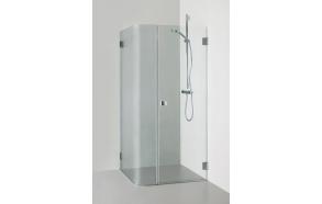 Shower enclosure REGINA , clear glass