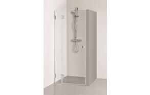 Shower door ANNA PLUS , clear glass