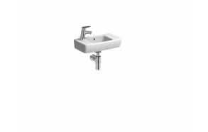 NOVA PRO washbasin rect. 45x25 cm, left