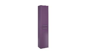 kõrge kapp JUMP  matt violetne, 2 ust