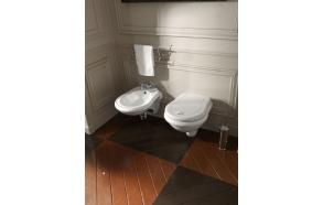 RETRO seina wc pott