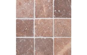 Square Coco Brown marble 100x100mm, ei ole võrgul