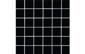 Klaasmosaiik Crystal Black, 48x48x8mm (300x300x8mm)