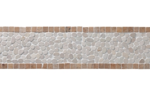Border 1 (sliced pebbles White+ 20x20 Mustard)