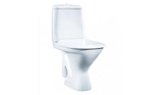 IDO wc Trevi, allajooks, pehme iste komplektis