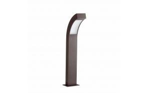 NEO LED õuevalgusti, tumehall, alumiinium, h 60 cm,5w LED lamp on komplektis