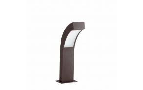 NEO LED õuevalgusti, tumehall, alumiinium, h 40 cm,5w LED lamp on komplektis