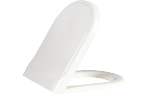 soft close seat for Antique, white