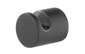 BOLD hook large, black, no screw assembling