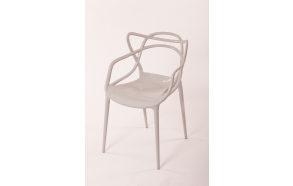 stackable chair Mucha, grey