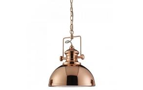 ceiling lamp Industrial, copper, E27, 1X60W