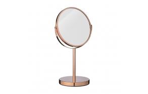 peegel kahepoolne (üks suurendusega, teine tavaline, vask