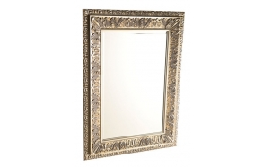 INVERNO frame mirror, 930x1230mm, silver