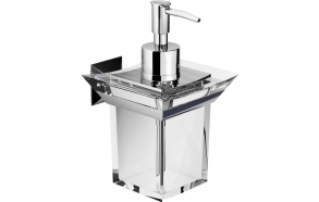 FIRENZE Soap Dispenser, chrome