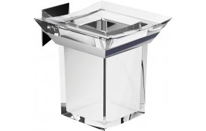 FIRENZE Tumbler holder, chrome
