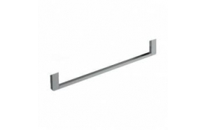 NORM Single towel holder 75cm, chrome