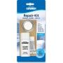 REPAIR KIT ceramics, enamel and acrylic, white
