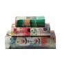 "11-1/4""L Paper Book Boxes, Set of 3 ©"