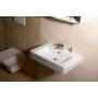 MODIS ceramic washbasin 45x35cm