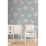 Accents Agapanthus Grey/Blue