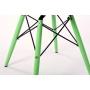 tool Alexis V, iste valge/roheline plast, rohelised jalad