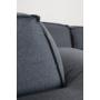 Sofa Fat Freddy Right Comfort Grey/Blue 81