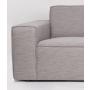 Sofa Bor 2,5-Seater Grey