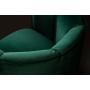 Lounge Chair Flower, green
