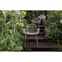 käetugedega tool Albert Kuip Garden, helehall