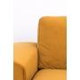 Sofa Fiep Left Ochre
