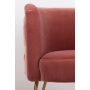 Such A Stud Lounge Chair Pink