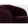 So Curvy Lounge Chair Purple