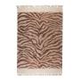 Zebra Friendly Carpet 200X300 Pink