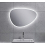 Uovo Led mirror 60x41 cm, dimmable, antifog