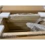 defected cabinet under washbasin 40x21x50 cm, light oak