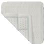 UNILUX safety mat, blue 90x36 cm