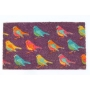 Doormat with birds