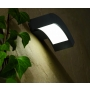 NEO LED dark grey outdoor wall lamp ,4 w LED included