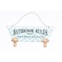 metallist silt Bathroom Rules